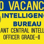 Assistant Central Intelligence Officer Grade-II/Executive Exam 2017